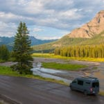 Yellowstone-campervan